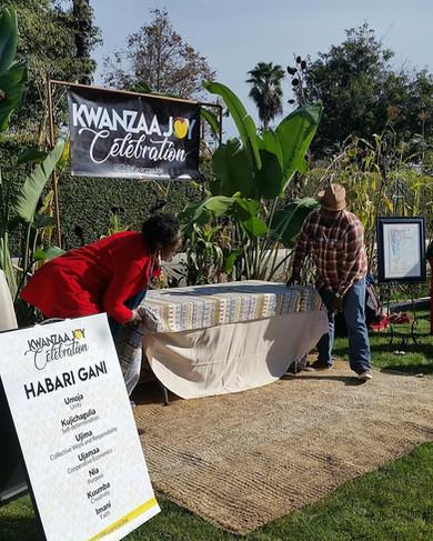 Kwanzaa Joy Celebration at Farm at Fairplex