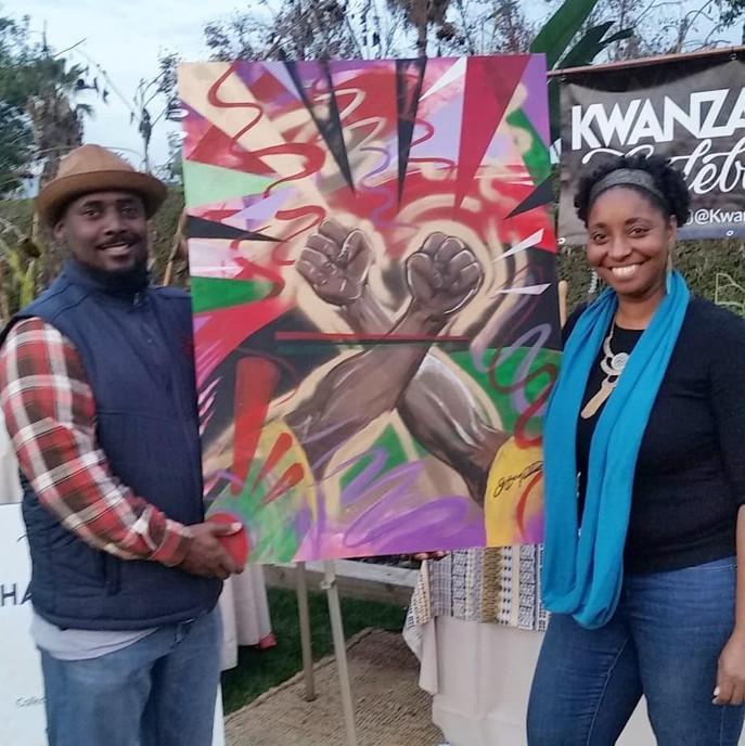 Kwanzaa Joy Celebration at Farm at Fairp