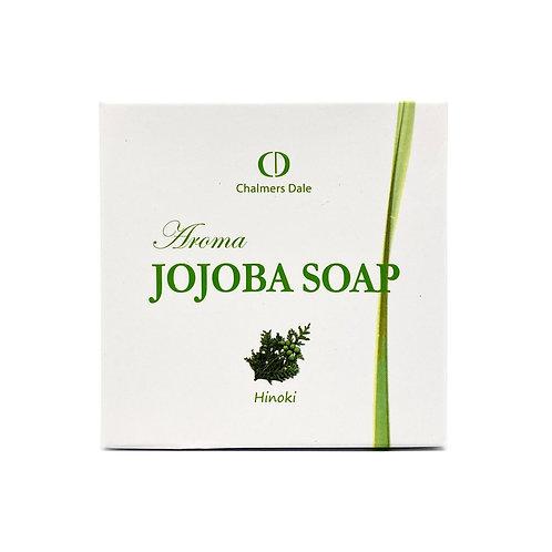 Jojoba Hinoki Aroma Soap 100g - 3 pack