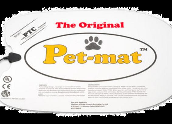 PTC Pet-Mat Set (Large)