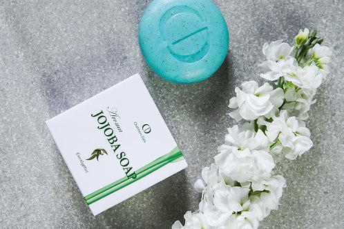 Jojoba Eucalyptus Aroma Soap 100g - 3 pack