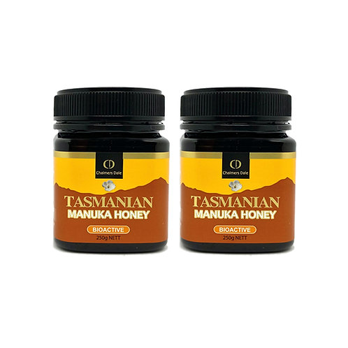 Tasmanian Manuka Honey 250g - 2 pack