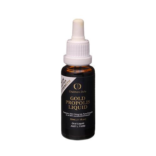 CD GOLD Propolis Liquid: 1 x 30ml