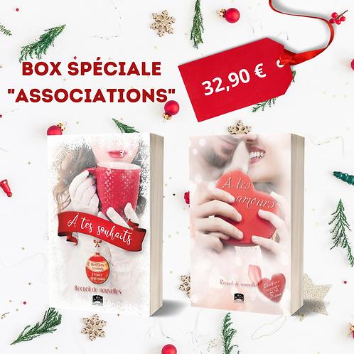 """Box spéciale """"Associations"""""""