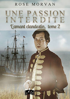 passion interdite, tome 2 _ L'amant clan