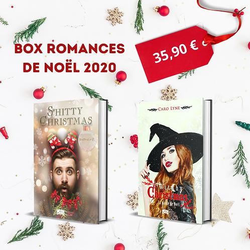 "Box ""Romances de noël 2020"""