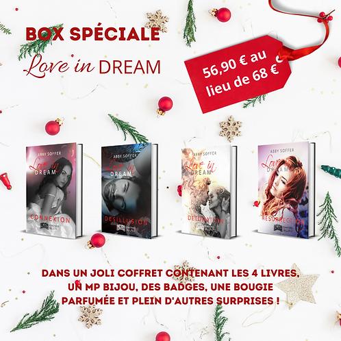 """Box spéciale """"Love in Dream"""""""