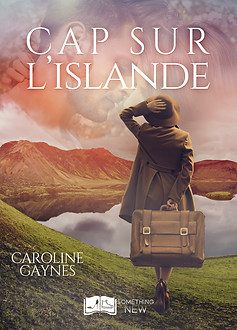 Couv Cap sur l'Islande, Caroline Gaynes.