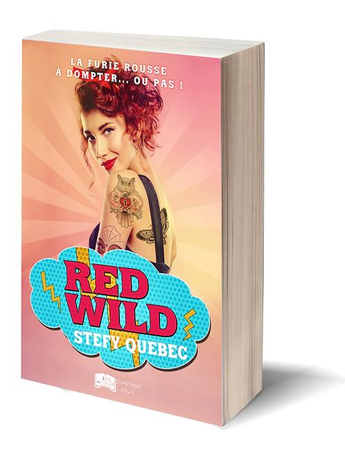 Red Wild - Stefy Québec