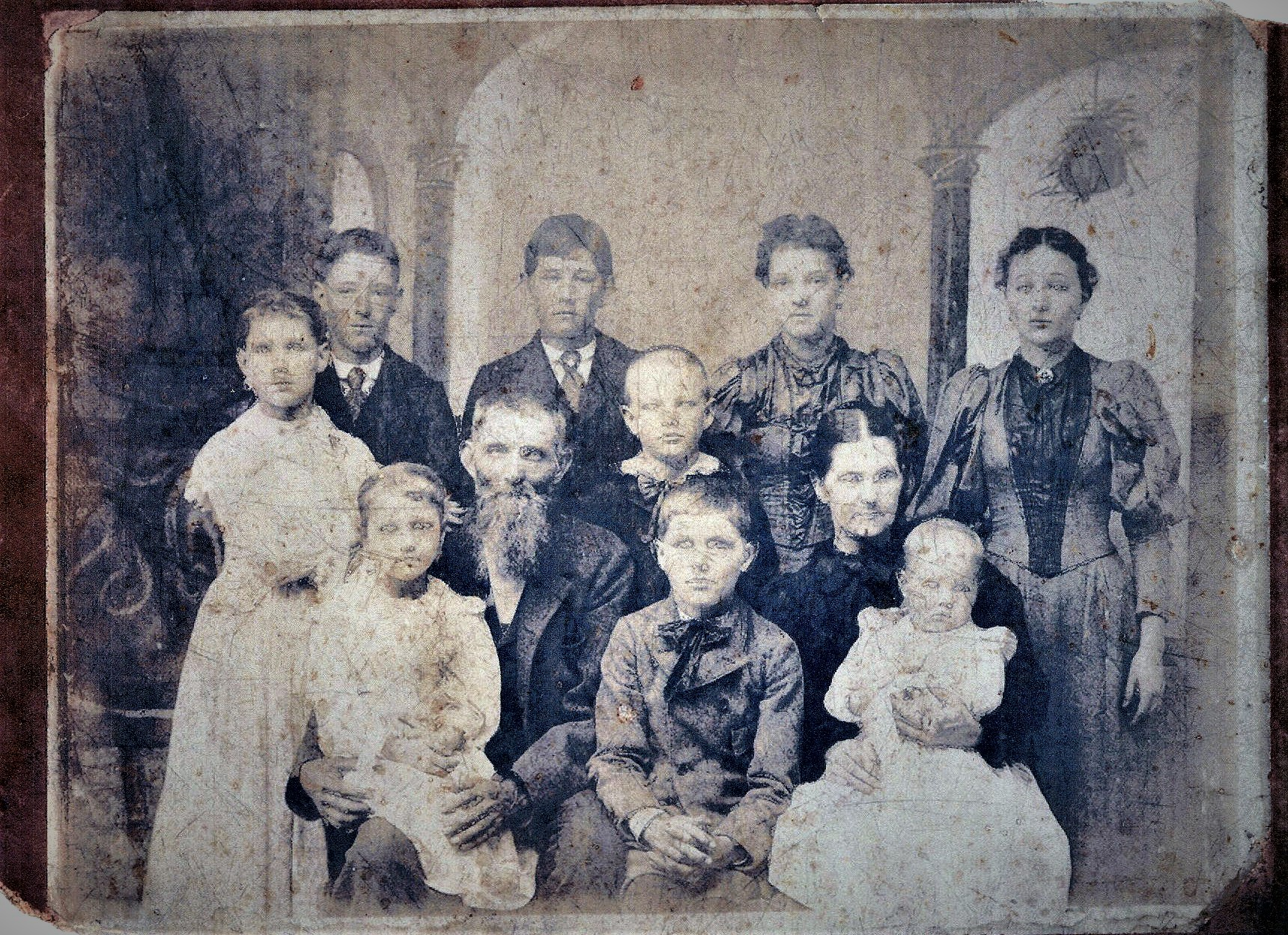 Francis Marion Webb family - Copy