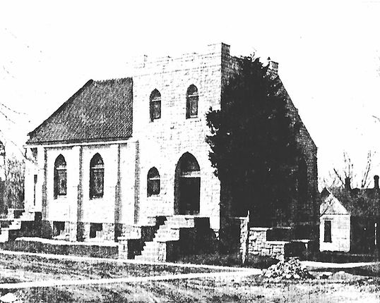 ORIGINAL Methodist Church became Church