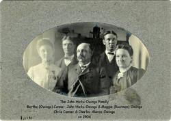 JOHN HICKS OWINGS FAMILY