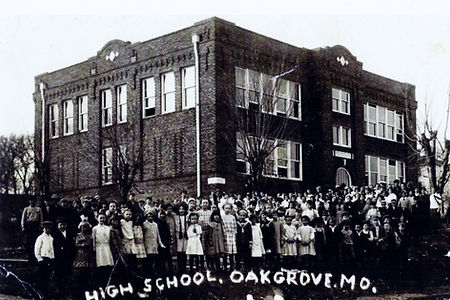 Fran Johnson's Photo of Oak Grove High School