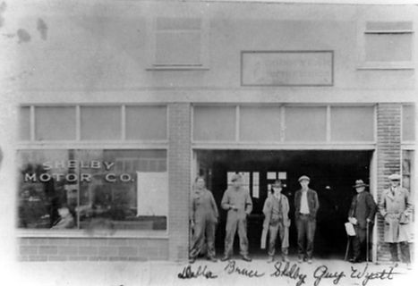 W.H. George's Dept store