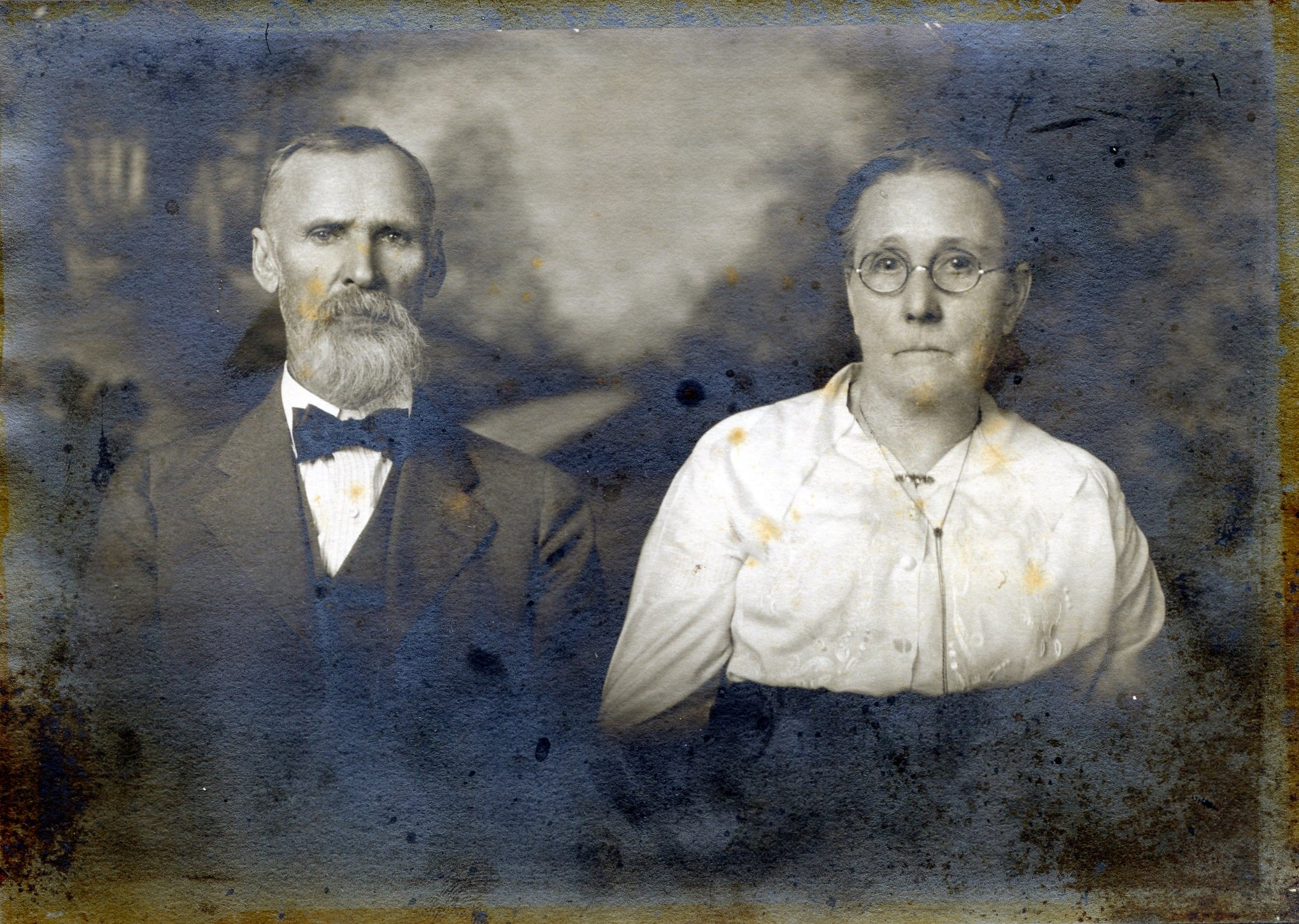 Grand Father & Mother David & Martha Owi