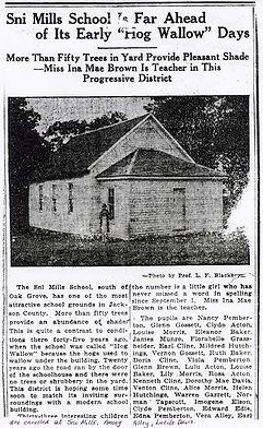 Sni Mills School
