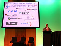 Speaker at 2014 Digital Built Environment Conference