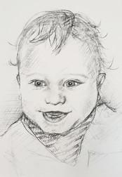 Baby III (Auftragsbild)