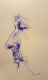 Profile I (Private commission)