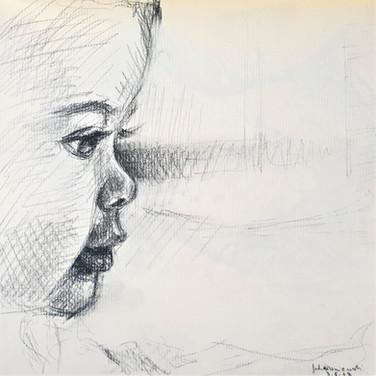 Baby IV (Auftragsbild)