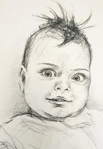 Baby I (Auftragsbild)