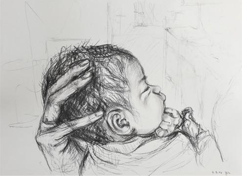 Baby II (Auftragsbild)