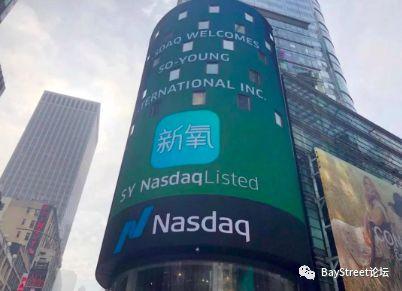 """贝街IPO观察室   新氧 """"年轻的力量"""" 强势上市,首日收涨31.88%"""