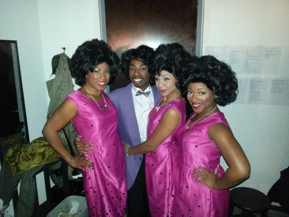 Dream Girls at Mad Cow Theatre