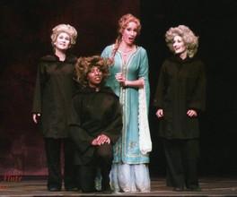 Opera with Orlando Opera Company - The Magic Flute as the Third Spirit