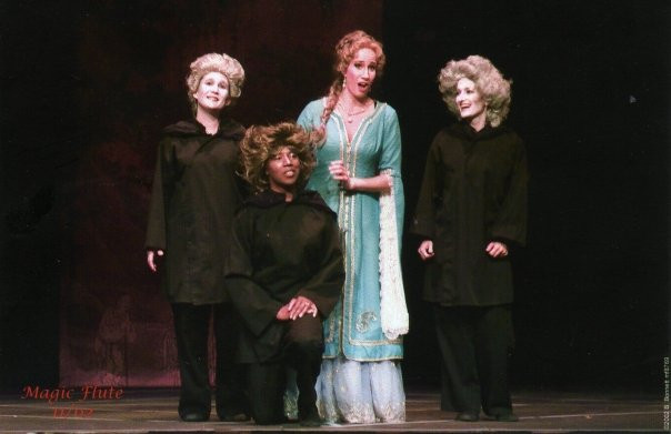 Opera with Orlando Opera Company - The Magic Flute as the Third Spirit