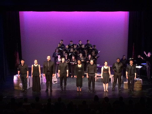 Civil War Voices Dr. Phillips and Orlando Repertory Theatre