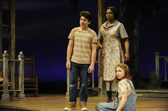 To Kill a Mockingbird as Calpurnia at Orlando Shakespeare Theatre