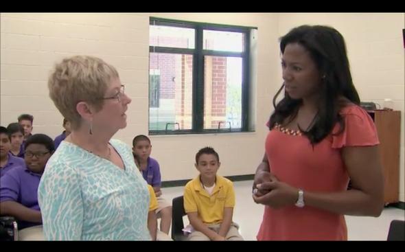 Series Regular as a Host on 'Mom's Homeroom' - Streamed on MSN.com