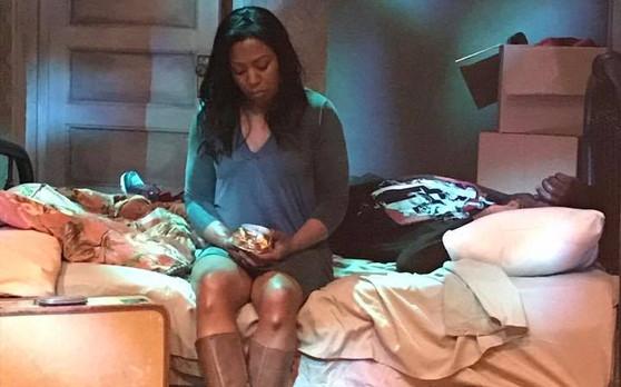 A Raisin in the Sun Tech Rehearsal at American Stage Theatre