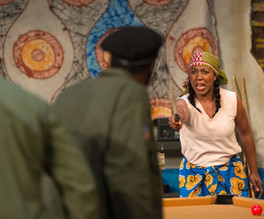 Mama Nadi in Lynn Nottage's Ruined - Empty Spaces Theatre