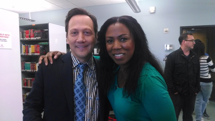Improvising with Rob Schneider on The Real Rob