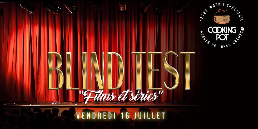 "Blind Test ""Film et séries""!"