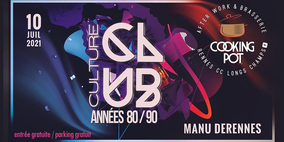 Soirée Culture Club ! (années 80/90)