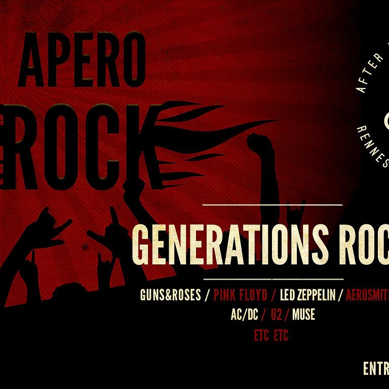 L'Apéro Rock !