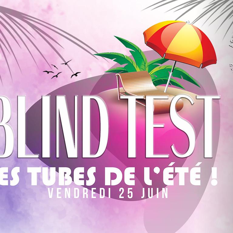 """Blind Test """"Tubes de l'été""""!"""