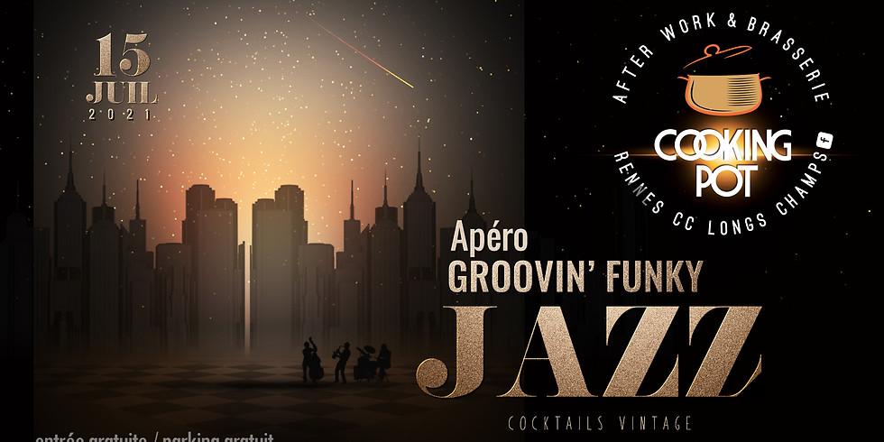 Apéro Groovin' Funky Jazz
