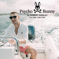 Psycho Bunny Square