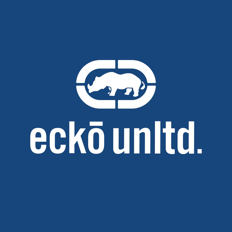 ECKO LOGO - BLOCK