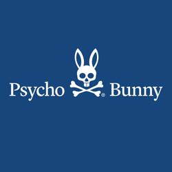 PSYCHO BUNNY LOGO - BLOCK