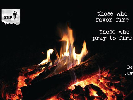 Those Who Favor Fire, Those Who Pray to Fire, reviewed by Jared Benjamin