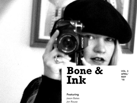 Bone & Ink / Vol. 3