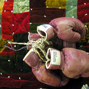 Boxing // Risa Denenberg