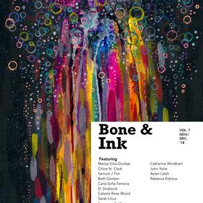 Bone & Ink Literary Magazine Vol. 7