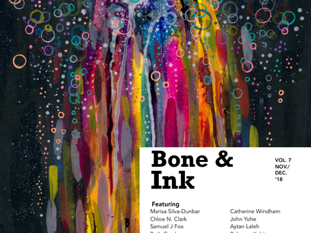 Bone & Ink Literary Magazine Vol. 7