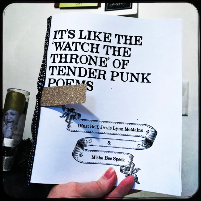 It's Like The 'Watch The Throne' Of Tender Punk Poems